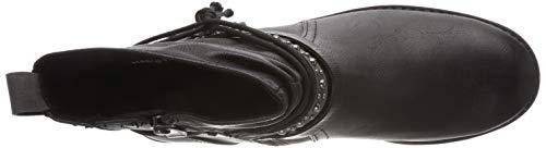 comb Black Noir Tozzi Marco 096 21 Ant 25413 Botines Femme XP8fqYFfn