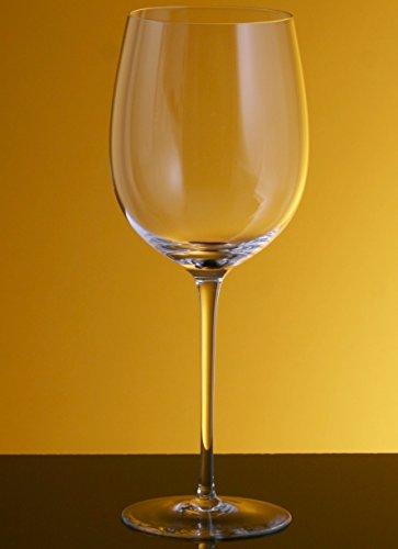 Bottega Vino Del Crystal (Bottega del Vino Crystal Chardonnay Wine Glass, Set of 4)