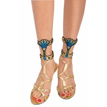 Forum Novelties 71174 Ladies Egyptian Ankle Cuffs, One