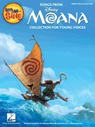Edition 10 Pak (LET'S ALL SING SONGS FROM MOANA SINGER EDITION 10-PAK)