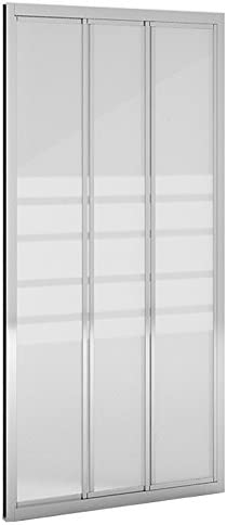 Mampara ducha_PdM_FRONTAL SERIGRAFÍA 2 puertas correderas (100cm ...