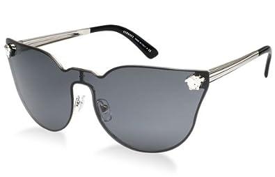 43ad5329d7 Amazon.com  Versace Sunglasses VE 2120 Color 100087  Shoes