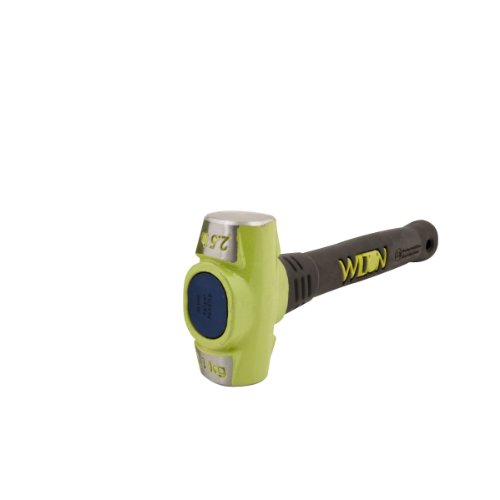 Wilton 40212 2.5 lb. BASH Soft Face Sledge Hammer with 12-in Unbreakable Handle