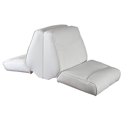 Wise Bayliner Capri and Classic Lounge Seat (White) Bayliner Capri Cuddy Cabin