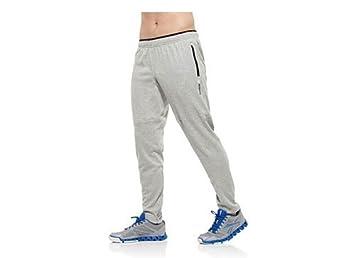 b0071a0553f37 Reebok One Knit Track Pant Z67087 Grey Large  Amazon.co.uk  Sports ...
