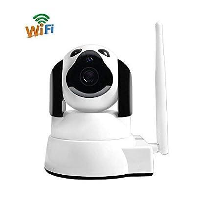 Cámara de domo, UYIKOO Cámara domótica inteligente 720P de vigilancia inalámbrica IP con visión nocturna