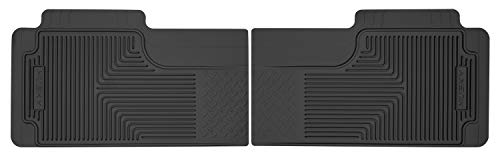 Husky Liners 2nd Or 3rd Seat Floor Mats Fits 01-06 MDX, 87-94 - 1979 Chateau