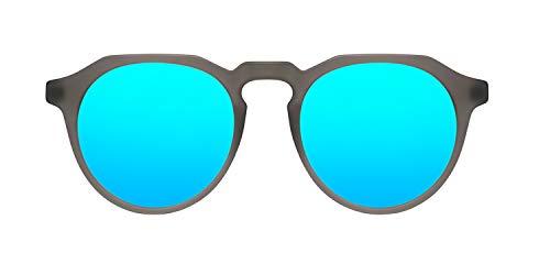 Clear Unisex Warwick Azul Grey Sol de Gafas Hawkers 60 Frozen Blue Gris qv7xxE8