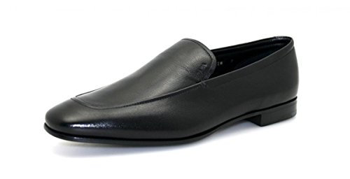 Mocassini In Pelle Prada Mens 2db078