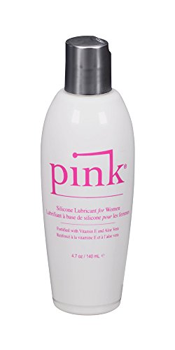 Pink Lube (Pink Silicone Sexual Lubricant, 4.7 Ounce)
