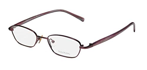 cad48d1a86 Vera Wang V136 For Ladies Young Women Girls Designer Full-Rim Shape Adult  Size Handmade In Japan Eyeglasses Spectacles (46-17-135