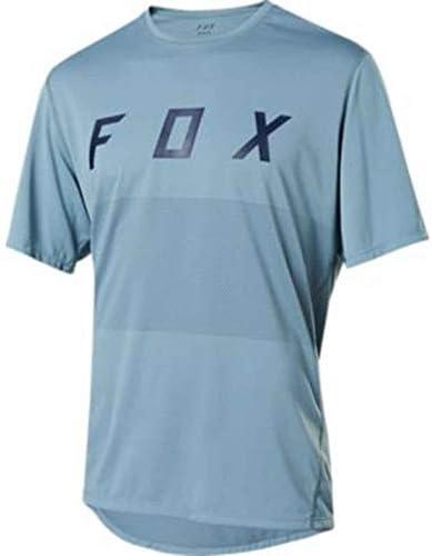 Fox Racing Herren Ranger Fox Jersey Hellblau Größe S Bekleidung