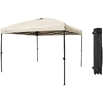 Summates 10X10ft Instant CanopyPop Up Canopy?Booth CanopyColor Light Blue  sc 1 st  Amazon.com & Amazon.com : Leader Accessories 10x10 Straight Wall Pop Up Instant ...