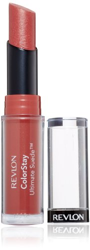 Revlon Colorstay Ultimate Suede Lipstick, Iconic, 0.09 Ounce