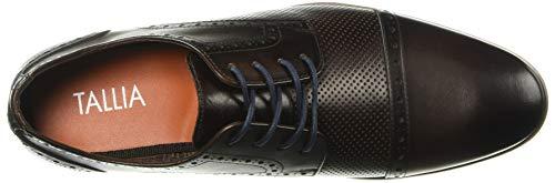 Choose SZ//color Details about  /Tallia Orange Men/'s Vito Oxford