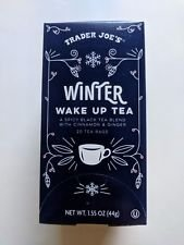 Trader Joe's Winter Wake up Tea 20 tea bags (1 pack)