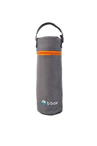 b.Box Microfibre Bottle Bag | for b.Box Bottle + Dispenser | Color: Grey | BPA-Free| Phthalates & PVC Free by Bbox