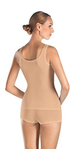 Hanro Women's Touch Feeling Tank Top, Skin, X-Large