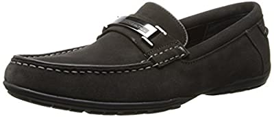 Calvin Klein Men's Wallace Suede Slip-On Loafer