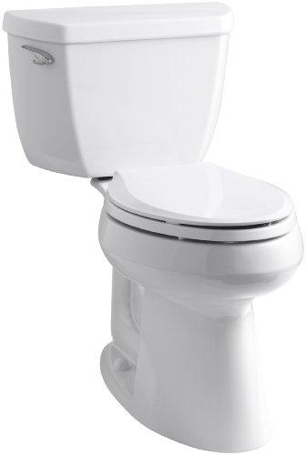 Kohler K-3713-0 Toilet, One Size, White ()