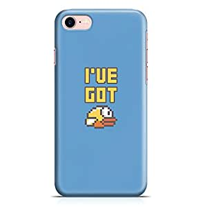 Loud Universe iPhone 7 Case i Got Flappy Low Profile Light Weight Wrap Around iPhone 7 Cover