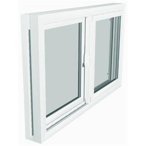 Price comparison product image 32X14 BSEMNT DBL SLIDER WINDOW