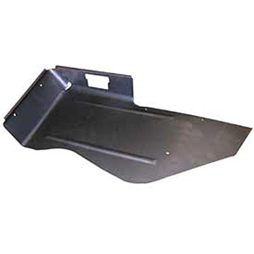 Eckler's Premier Quality Products 75258957 Firebird Armrest Panel Inner Right Rear ()