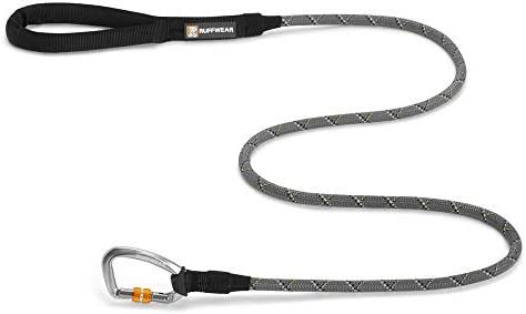 RUFFWEAR Knot a Leash Granite Gray Large