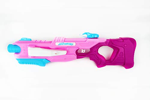 NBD Corp Triple Stream Crossbow Water Gun Blaster (Pink)