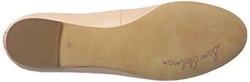 Women's Edelman Sam Augusta Pink Seashell Ballet Flat OwOg5qd