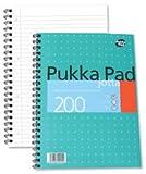 Pukka Pads A4 Metallic Jotta Wirebound Notebook (Pack of 3) Bild