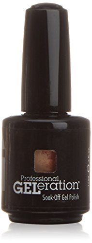 Geleration Soak Off Gel (Geleration Soak-Off Gel Polish - Stark Naked (Gel-661))
