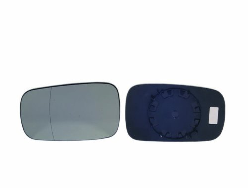 Alkar 6402229 Outside Convex Mirror Glass with Holder