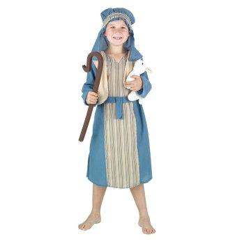 NATIVITY CHRISTMAS SHEPHERD/JOSEPH FANCY DRESS COSTUME AGE 2-3  sc 1 st  Amazon UK & NATIVITY CHRISTMAS SHEPHERD/JOSEPH FANCY DRESS COSTUME AGE 2-3 ...