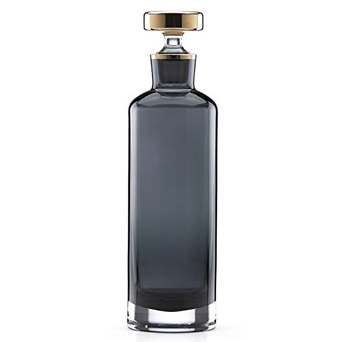 Kate Spade New York South Street Crystal Decanter, Lead-Free by Kate Spade New York
