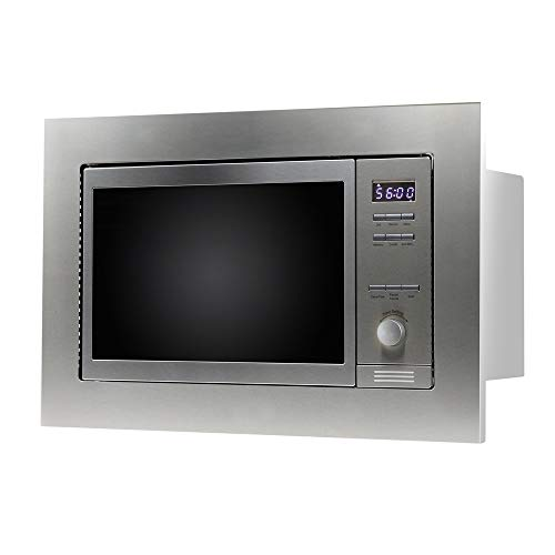ECOAP 18-860 Combination Oven CMO 800 Equator-Deco 0.8 cu.ft Built-in Microwave, Stainless-Steel