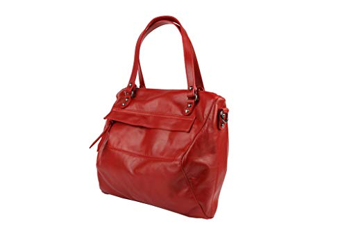 Angy Salvador Bachiller Tote Bag An1706r Rosso YYzZx