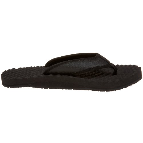 The North Face Base Camp, Chanclas para Hombre Negro (002-BLACK/BLACK)