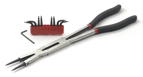 GearWrench 82033 Double X External Snap Ring Pliers (Ext Plier)