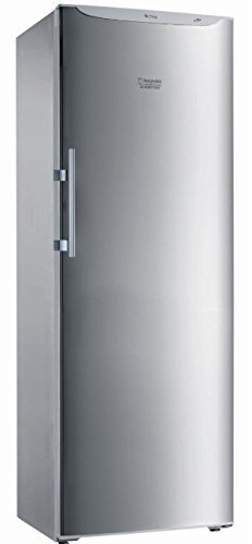 Hotpoint UPSI 1722 F J/HA Upright Freestanding Acero inoxidable A+ ...