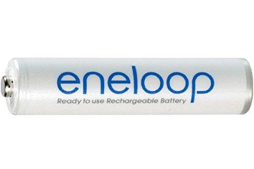 48 x AAA NiMH Panasonic (Sanyo) Eneloop Rechargeable Batteries (800 mAh) - Low Discharge by Eneloop