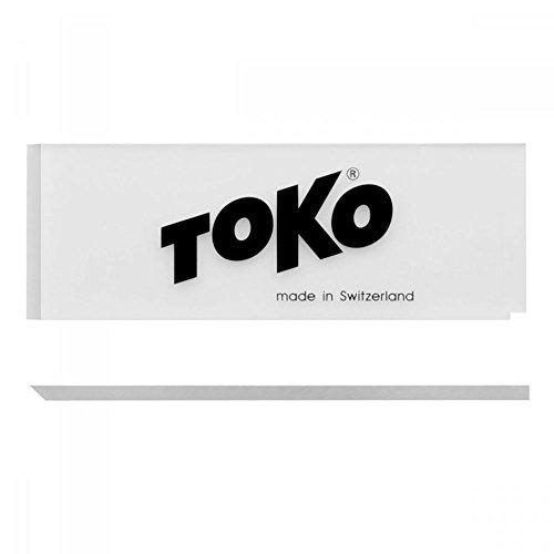 Toko Unisex Plexi Blade 4mm Plastic Wax Scraper