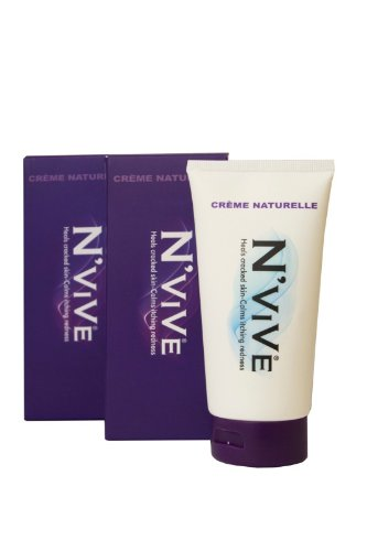 Nvive Cream 3 boxes – Calms Itching Redness – Heals Cracked Skin
