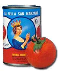 La Bella San Marzano Double Concentrated Tomato Paste (San Marzano Tomato Paste)