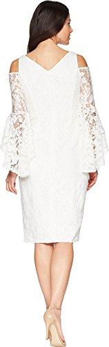 Kleid für G3258M Maggy Damen London Anlässe Weiß besondere wqFxSPn