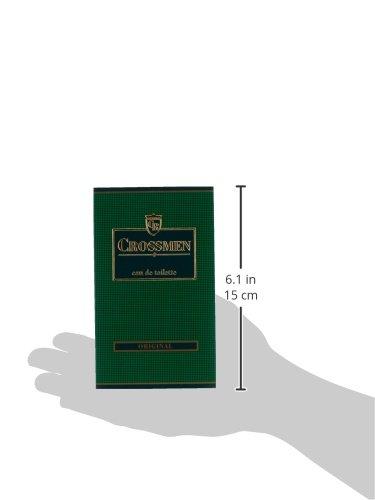 Crossmen Eau de Toilette para Hombre - 200 ml.: Amazon.es ...