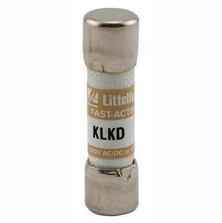Fuse - Midget (10X38mm), 30 Amp, 600 VDC, Littelfuse, P/N KLKD30A (pack of 2 fuses) by Littelfuse