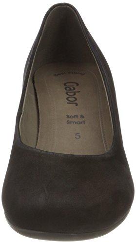 Gabor Shoes Escarpins Femme Basic Gabor Noir Schwarz vaq155wx