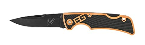 Gerber Bear Grylls Compact II Knife [31-002518] - Guida Tascabile Sopravvivenza