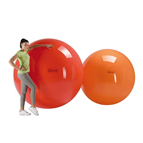 Gymnic Megaball: Group Activity Fitness Ball, Red (180 cm) by Gymnic (Image #2)